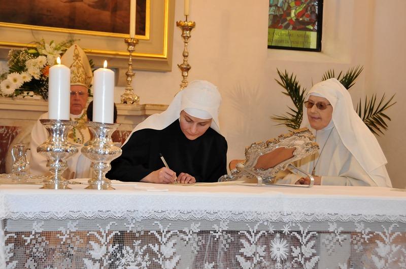 Vječni zavjeti s. Marijane