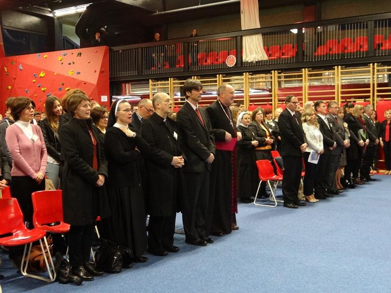 Otvaranje Vjeronaučne olimpijade u Krku