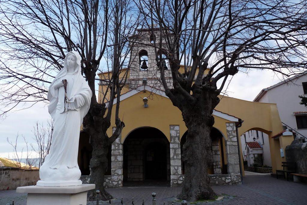Svetište MB na Gorici