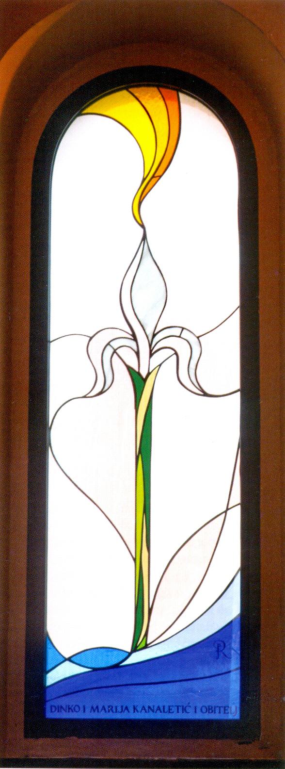 Ljiljan-simbol sv Josipa