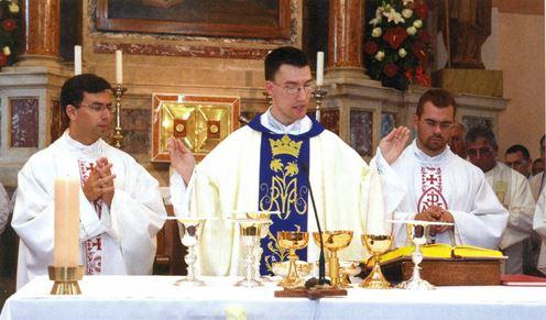 Mlada misa Filipa Sabalje