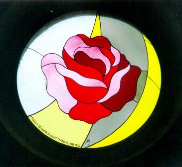 Ruza-simbol Majke Bozje od Zdravlja