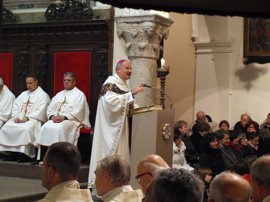 Propovijed biskupa Ivice Petanjka