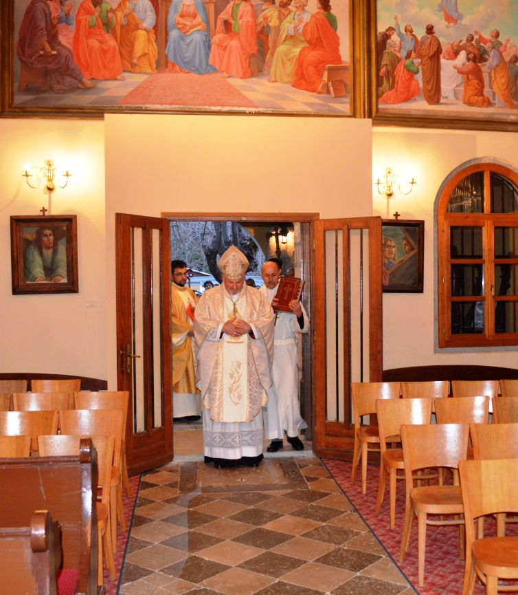 Otvaranje svetih vrata u Svetištu Majke Božje Goričke