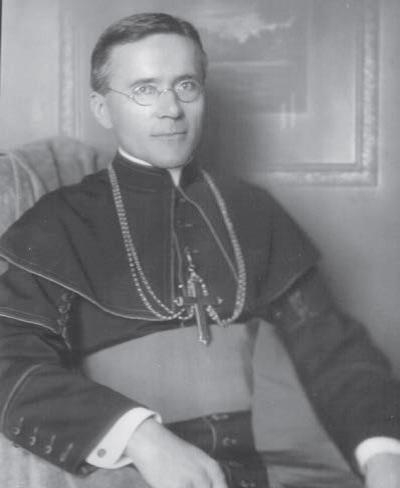 Biskup dr Josip Srebrnic