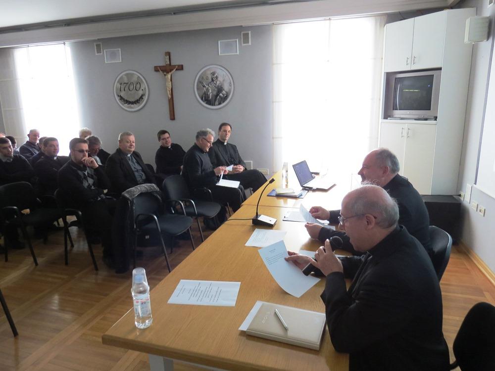 Svećenički sastanaka (2)
