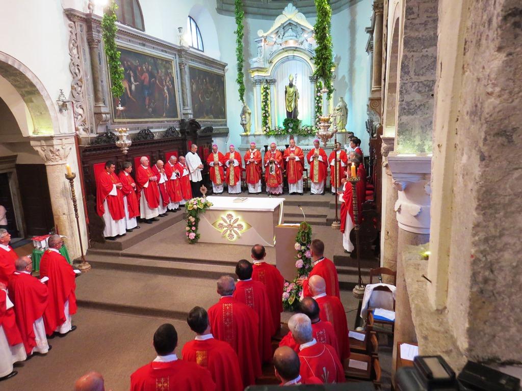 Proslava sv Kvirina 2016