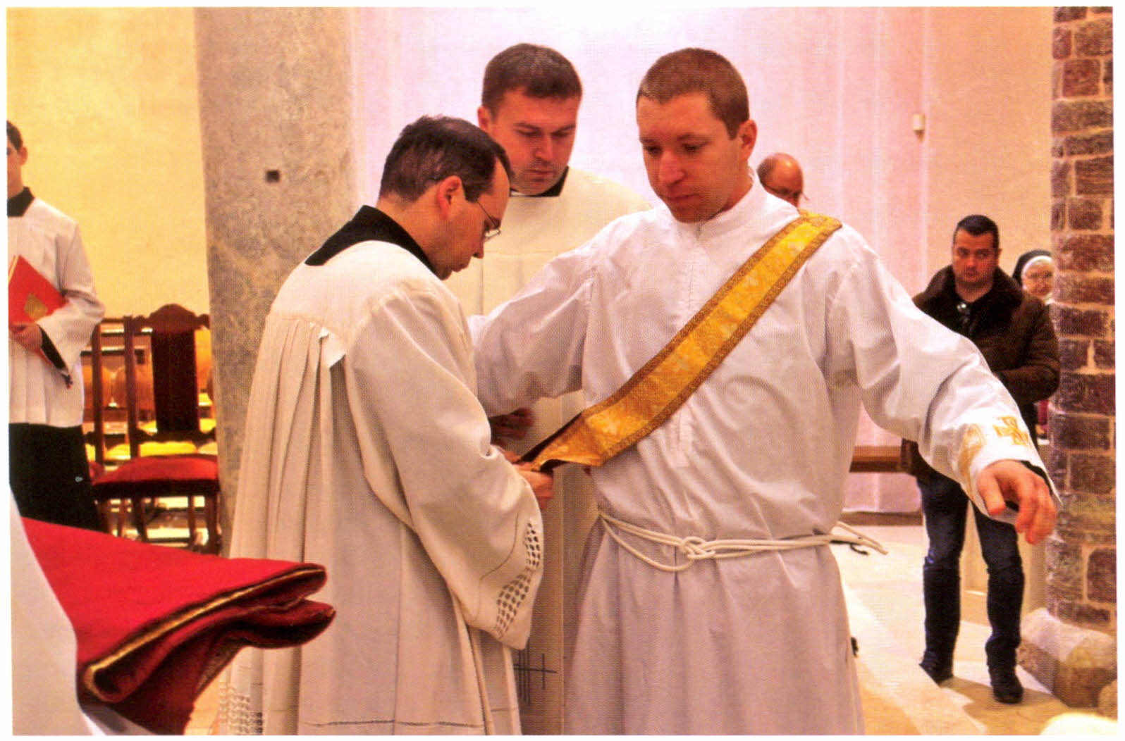 Svećeničko ređenje Dražena Kraljića