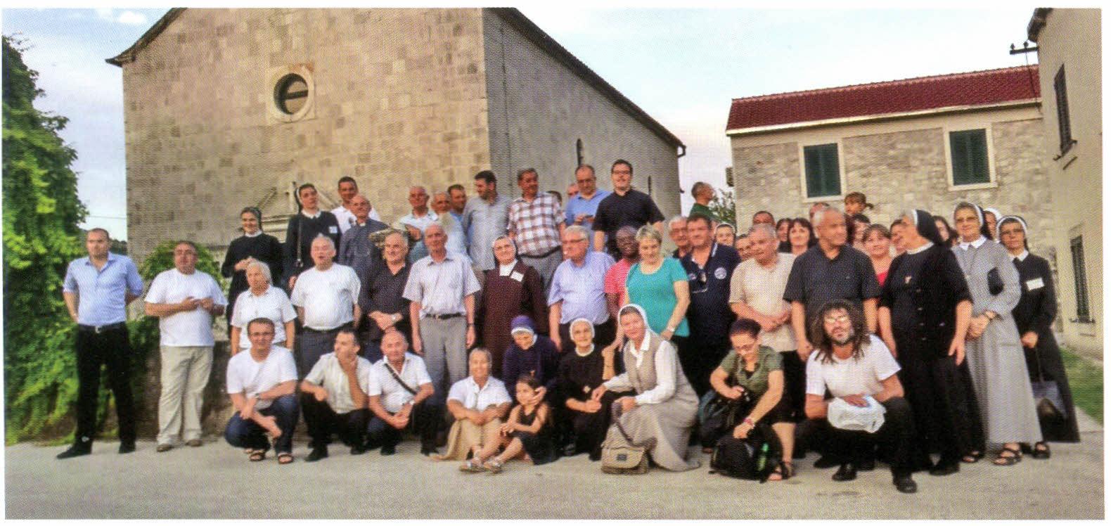 Susret misionara u Dubrovniku 2016.