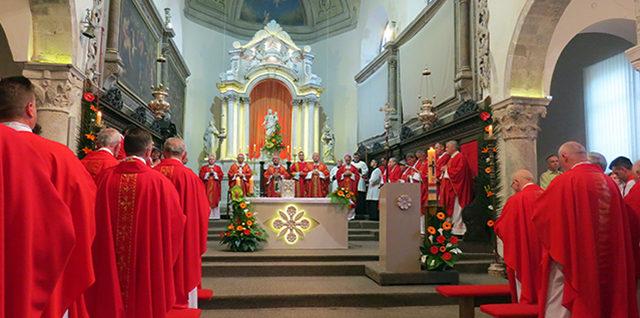 Proslava sv. Kvirina 2017.